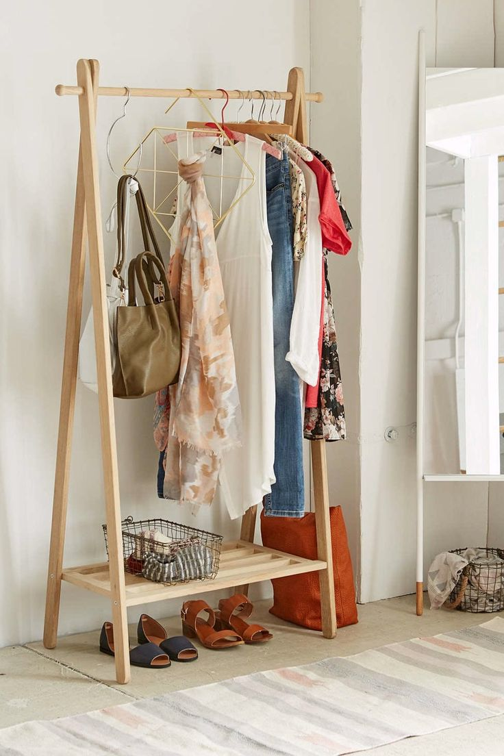 Standing wardrobe ideas all home designs best freestanding closet - The Best Freestanding Wardrobe Clothes Racks
