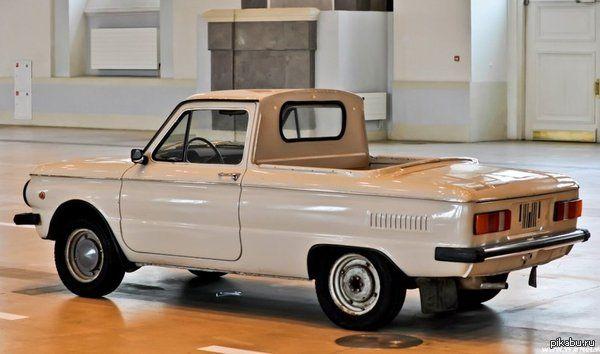 ZAZ 968m pickup
