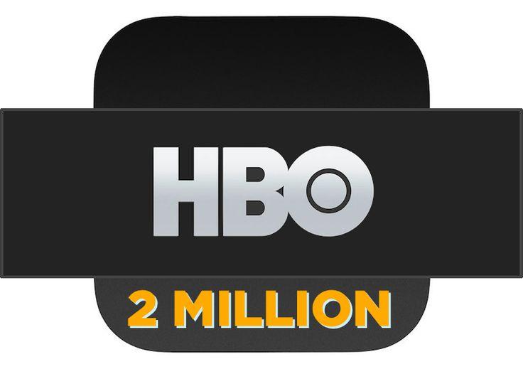 HBO App Reaches the 2 Million Subscriber Mark - Roku Streamin - TvStreamin