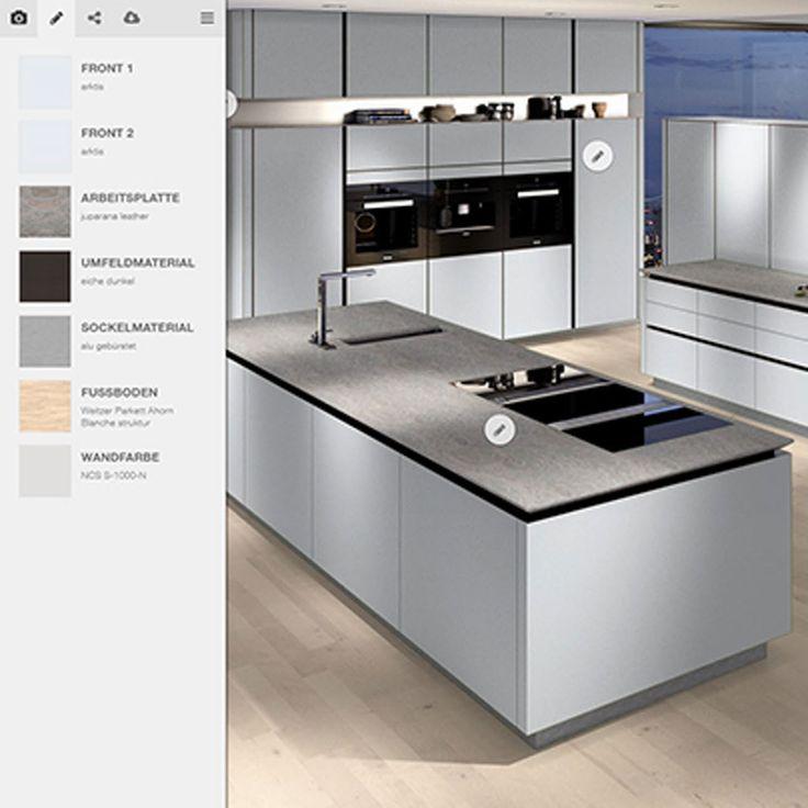 Küche Planen, Küche