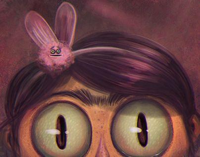 "Check out new work on my @Behance portfolio: ""Little Forest Devourer"" http://on.be.net/1Dv92w9"