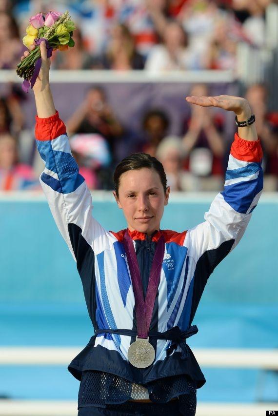Samantha Murray – Silver Medal – Women's Modern Pentathlon