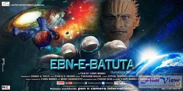 Bollywoods first ever sci-fi film #Ebn-E-Batuta Music Release