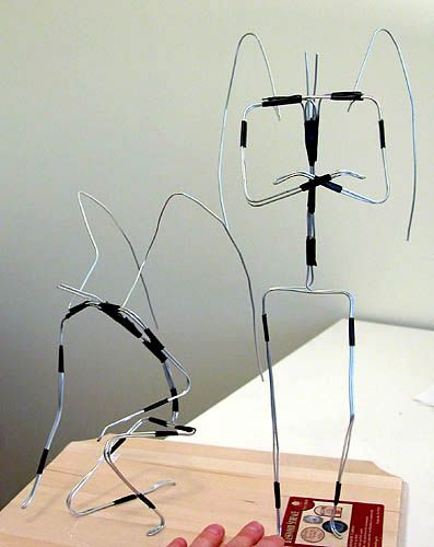 Armatures  tutorial