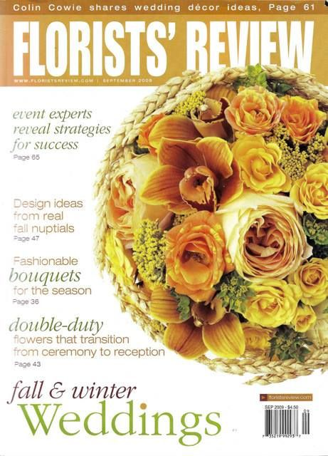 Featured in Florist Review