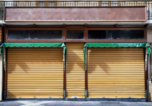 Maintenance and servicing of Commercial Roller Shutters  #RollerShutters
