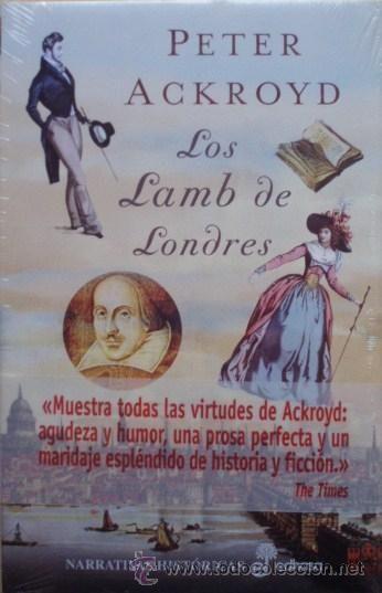 Los Lamb de Londres/Peter Ackroyd - Edhasa