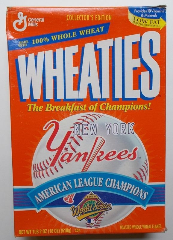 114 Best Wheaties Images On Pinterest Cereal Boxes