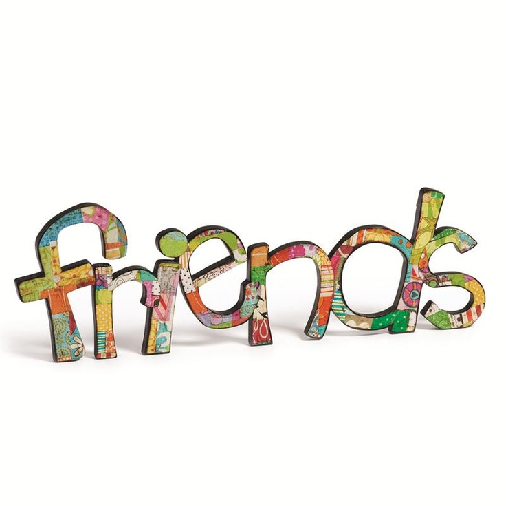 how to choose friends word with friens