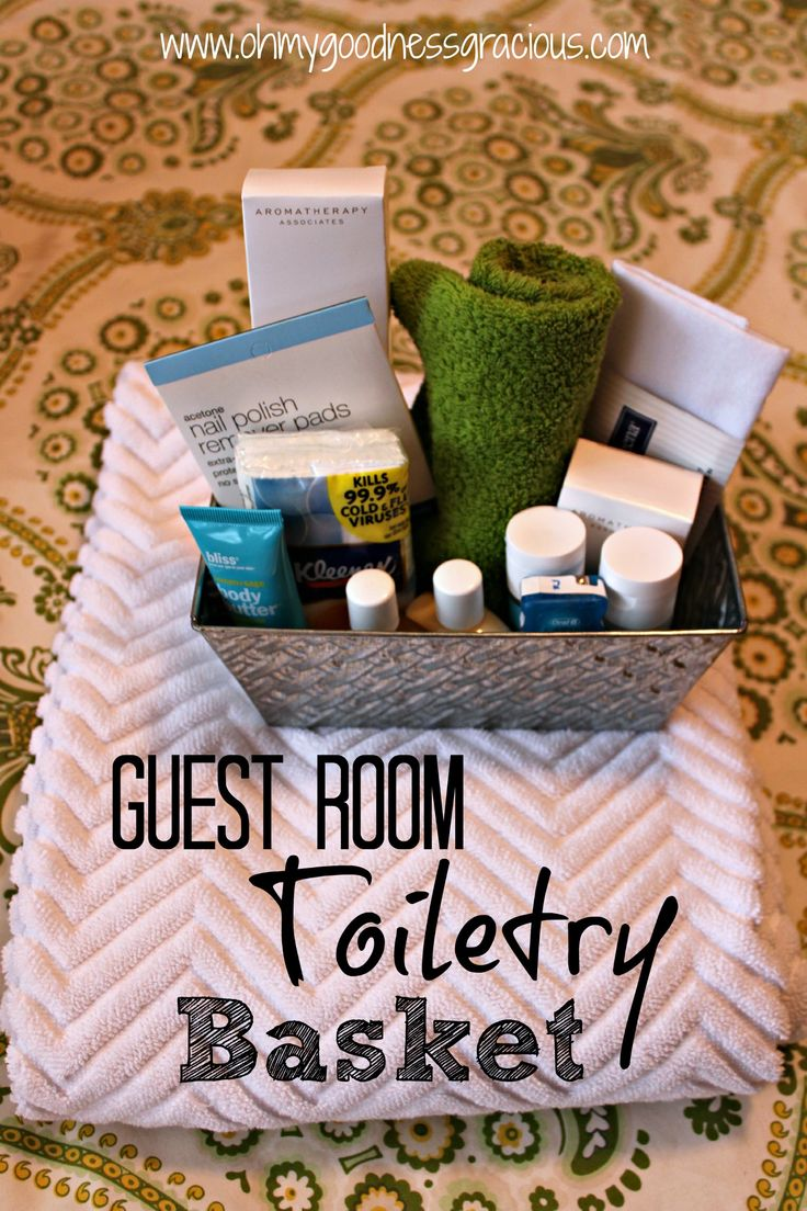 Best 25 Wedding Toiletry Basket Ideas On Pinterest
