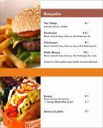 Restaurant ve Cafe menü tasarımlarınızda, resimli menü örneklerini kullanabilirsiniz.   Satmış olduğunuz yemek resimleri ile menü tasarımı zenginleştirilir. Çekilmiş ürün resimleriniz yoksa, arşivimizde bulunan yemek resimleri kullanılır.