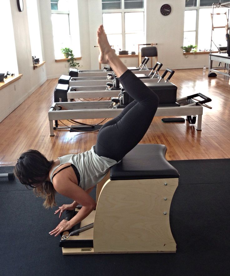 The Best Pilates Chairs: 15 Best Images About Chair Exercises On Pinterest