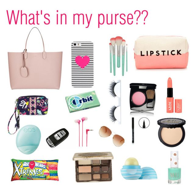 """""""What's in my purse??"""" by ellesotherden ❤ liked on Polyvore"""
