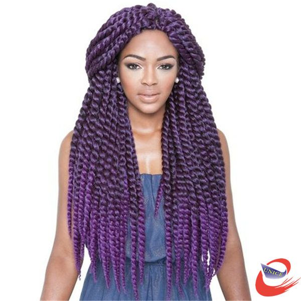 havana mambo twist Crochet Havana Mambo Free Shipping Top Quality 12 Roots Per Piece Synthetic Havana Twist Braiding Hair