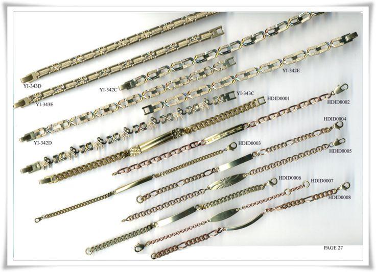 bracelet 27(brass)