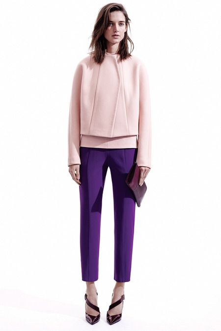 Narciso Rodriguez   Pre-Fall 2014 Collection   Style.com