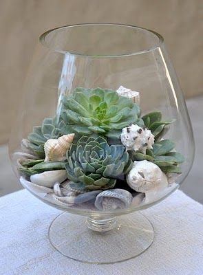 succulent reception wedding flowers,  wedding decor, wedding flower centerpiece, wedding flower arrangement, add pic source on comment and we will update it. www.myfloweraffair.com can create this beautiful wedding flower look.                                                                                                                                                     More