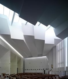 Santa Ana and San Joaquín Church / RGRM Arquitectos