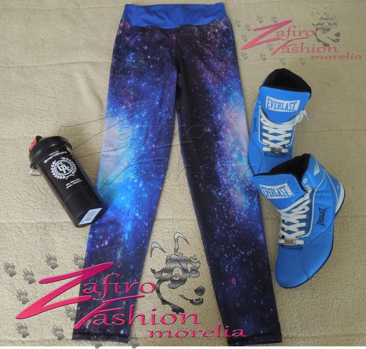 Leggins de galaxia botin everlast azul y batidor smartshake encuentrala en facebook en Zafiro Fashion Morelia #zafirofashionmorelia #ilovezafiro #LegginGalaxi #BotaEverlastAzul #smartshake