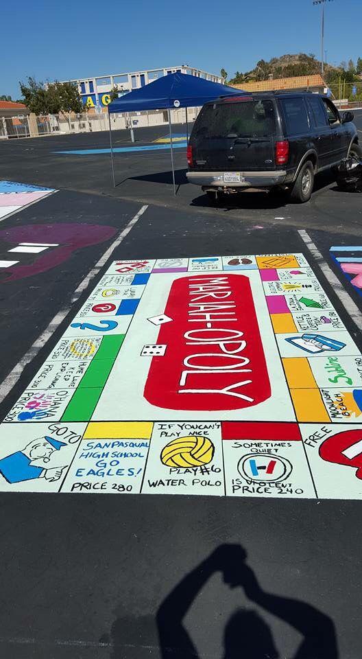 Senior parking spot!