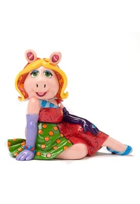 MISS PIGGY figurine $60