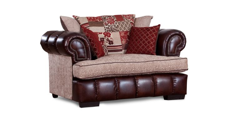 Chesterfield Cuddle Chair Scatter Back @ ScS Sofas | Home ideas | Pinterest | Cuddle chair Fabric sofa and Chesterfield  sc 1 st  Pinterest & Chesterfield Cuddle Chair Scatter Back @ ScS Sofas | Home ideas ... islam-shia.org