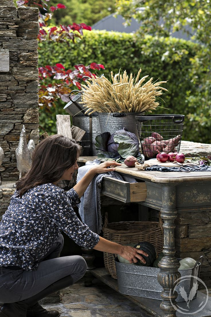 Trudy Console Table  http://www.frenchcountry.co.nz/