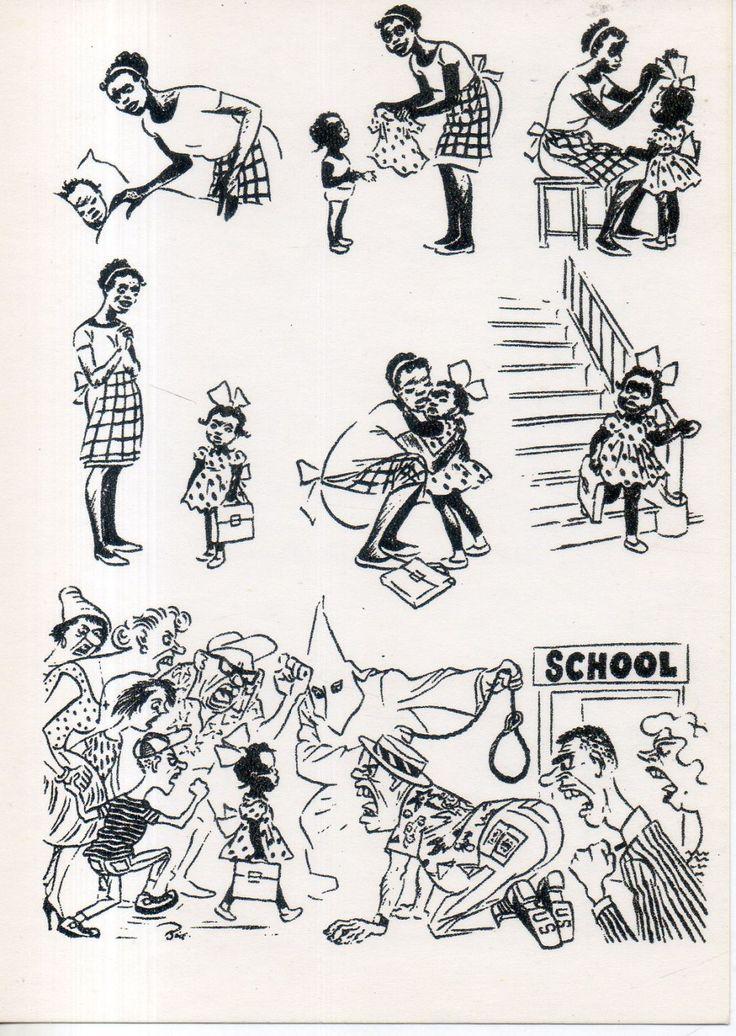 Херлуф Бидструп. Первый раз в школу.1964