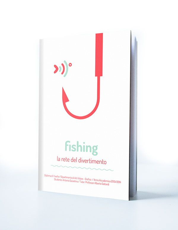 thesis: Fishing on Behance
