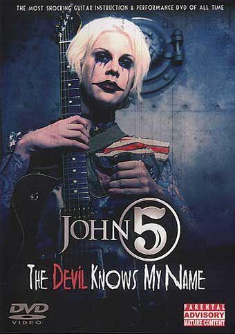 John 5 of Rob Zombie's band