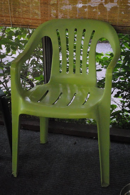 28 Best Images About Plastic Chairs On Pinterest The Plastics How To Spray Paint And Furniture