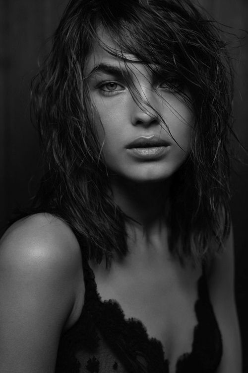 Model Bambi Northwood-Blyth by Stephen Ward for Russh