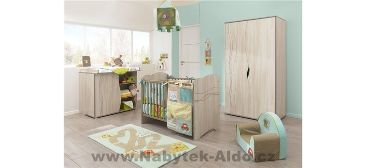 Dětský pokoj pro miminko Emile P94