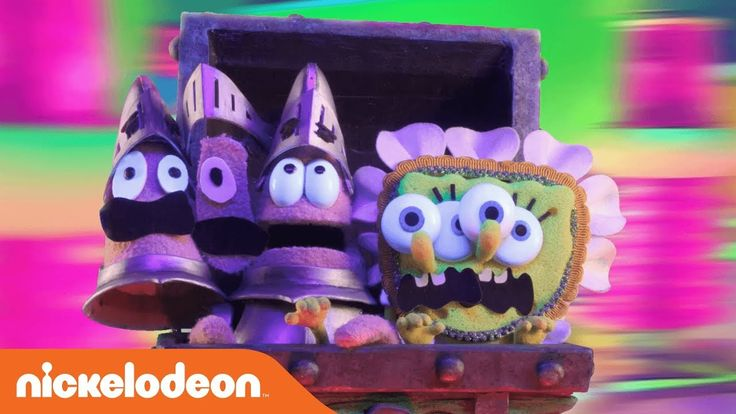 😱 The Scare Song 😱 'The Legend of Boo-kini Bottom' Halloween Special 🎃 |...