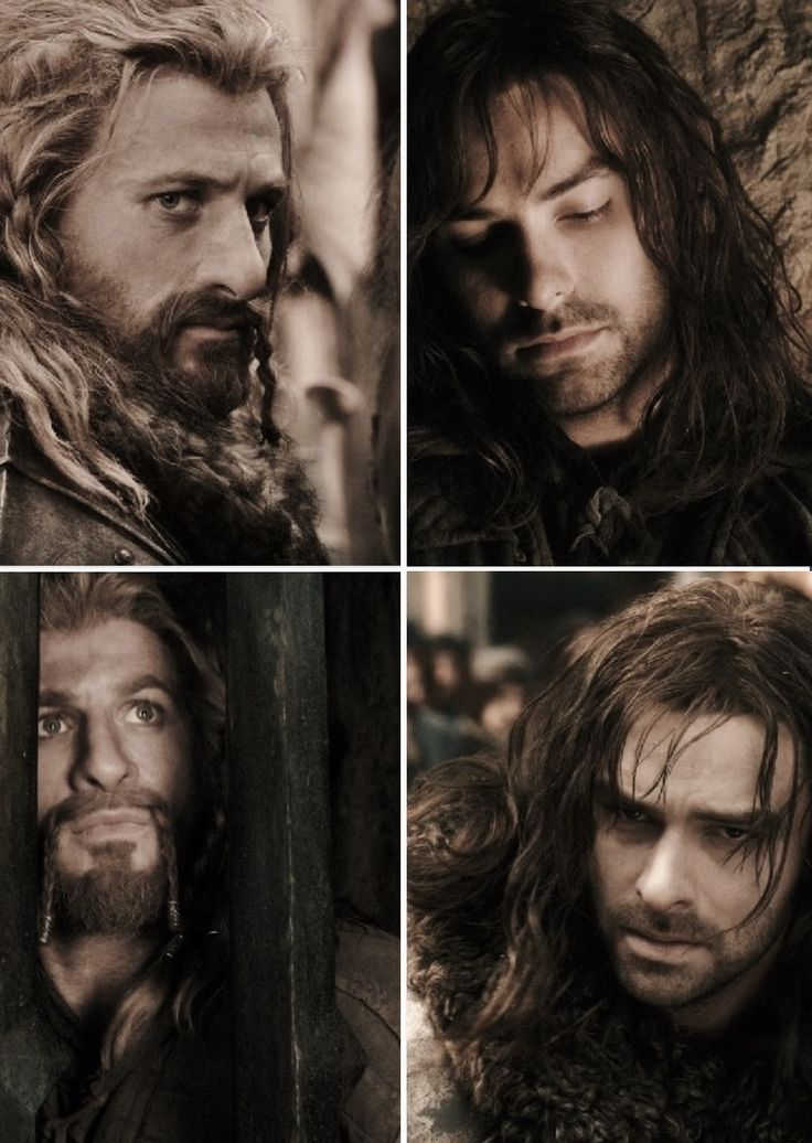 Fili & Kili: Spoiler: They DIE!!! (in the book at least ;) )