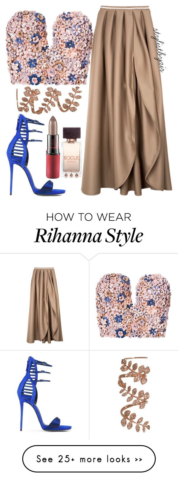 """""""Untitled #3534"""" by stylistbyair on Polyvore featuring Plukka, House of Nomad and Giuseppe Zanotti"""