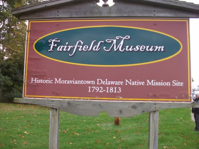 In My World . . .: Fairfield Museum, Bothwell, Ontario