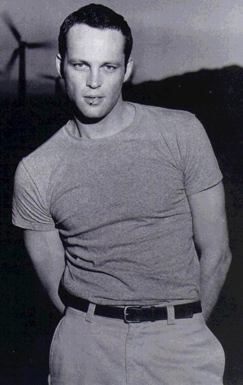 Vince Vaughnm , played in the movies Psycho, Old School,and  The Retreat