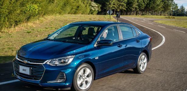 Testamos Novo Onix Plus 2020 Impressiona Em Evolucao Anos Luz Do Prisma Carro Mais Vendido Volkswagen Jetta Utilitarios Esportivos