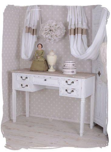 1000 ideas about schreibtisch landhausstil on pinterest. Black Bedroom Furniture Sets. Home Design Ideas