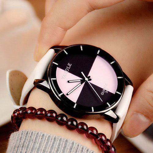 Купить товарYAZOLE Кварцевые Часы Женщины Часы Люксовый Бренд Новый 2016…