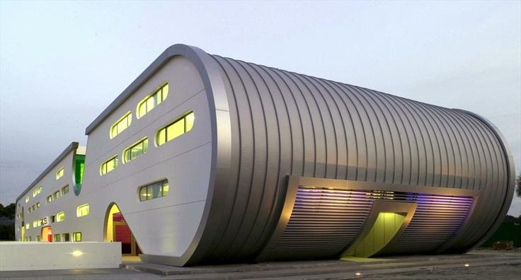 Sistema de techado de metal RIVERCLACK® by ISCOMDETALLES