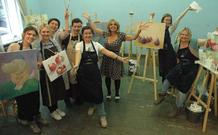 Intuitive painting's group!