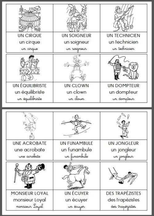 le cirque 2 imagier                                                                                                                                                     Plus