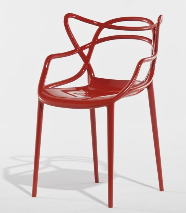 The Masters Chair by Philippe Starck for Kartell