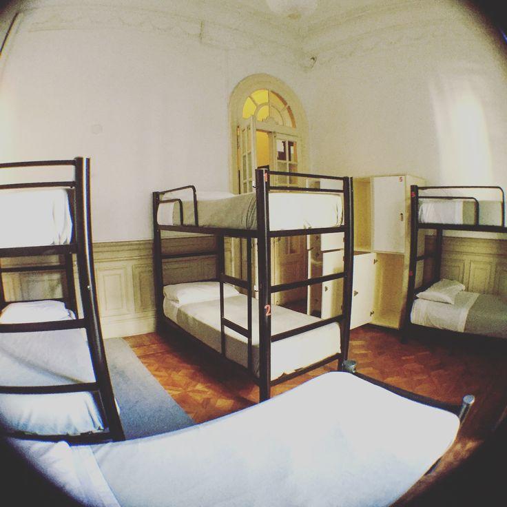 Room Hostel Habitaciones mixtas