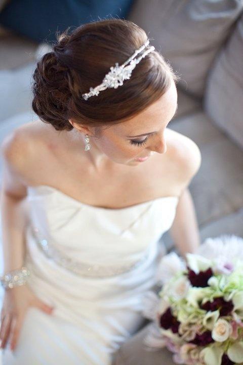 Bride- Hair by Angela's Hair Design
