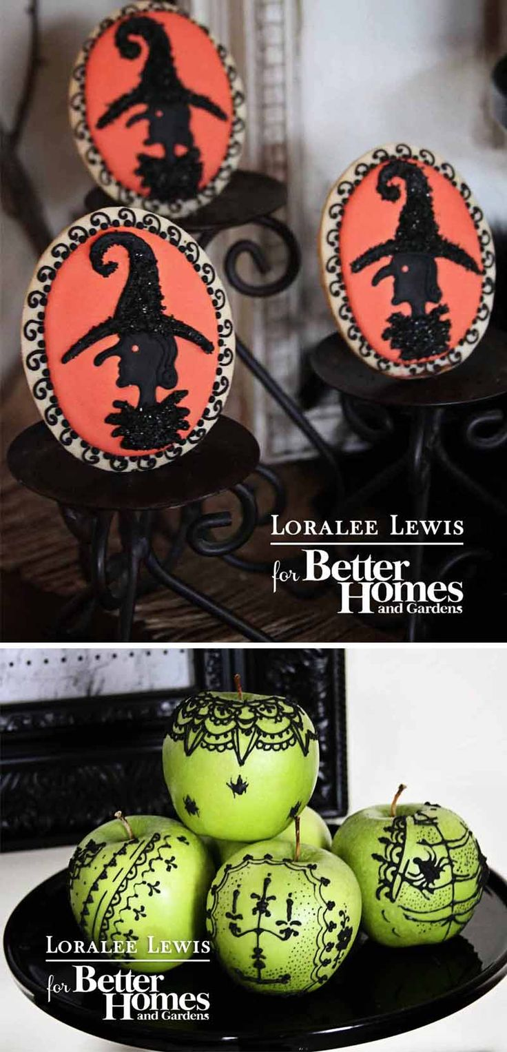 top 10 halloween party decorating tips loralee lewis for better homes and gardens halloween magazine