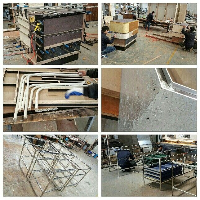 #Essequattro #Shanghai #production #joinery #carpentry