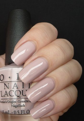 OPI My Very First Knockwurst.....love the color, but those nails are waaayyy too long!